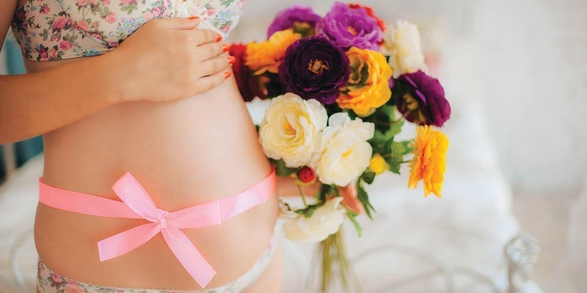 Draga moja bebo, jedva čekam da te upoznam