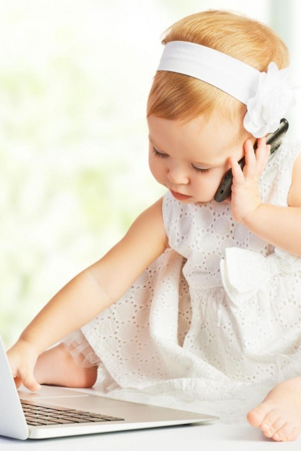 IPad, tablet, laptop ili smart telefon mogu ozbiljno da naškode detetu uzrasta do tri godine