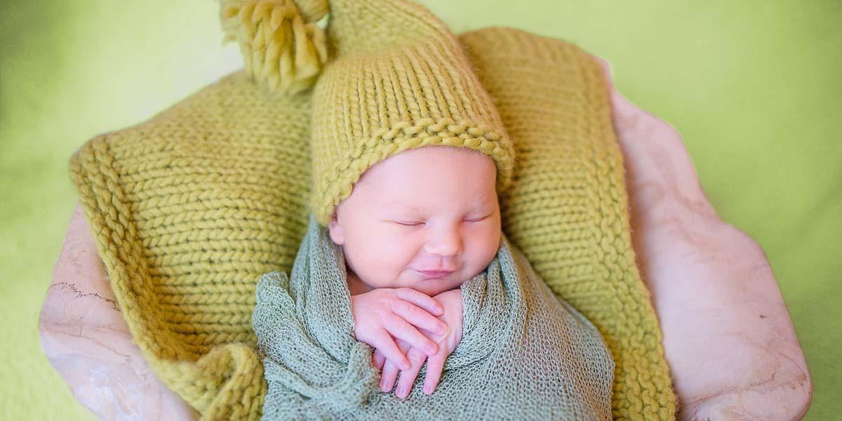 Pismo novorođene bebe: Dragi mama i tata ne brinite