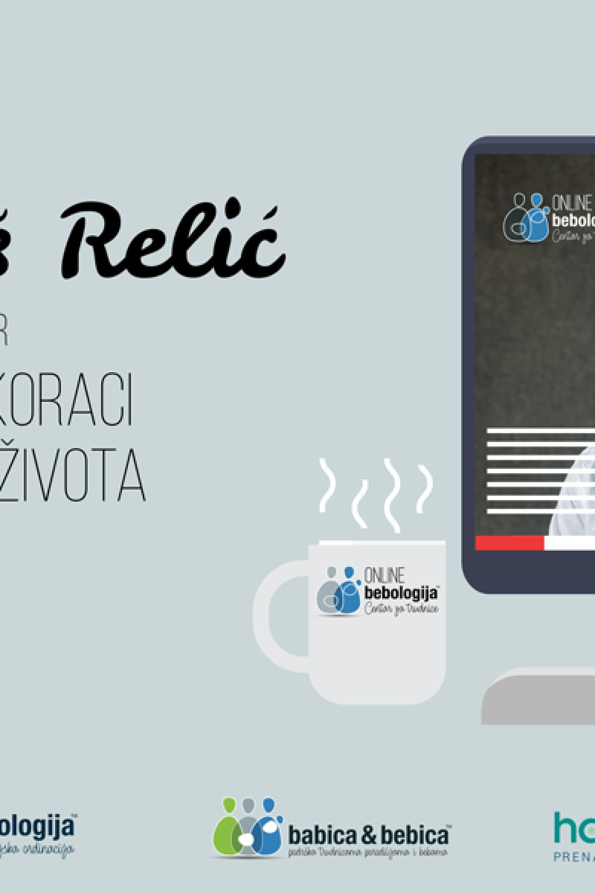 Pedijatar dr Miloš Relić će u sredu 3. juna od 14 časova dati odgovore na pitanja o tome šta možete da očekujete prvih dana kad dođete kući s bebom, kako ćete znati da li je sita, da li je potrebno da joj ponudite vodu, treba li je stalno držati u naručju... Očekujemo vas, prijavite se!