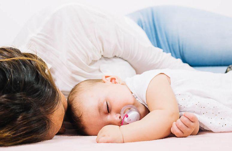 Ne radite ovo ako ste celu noć proveli budni s bebom