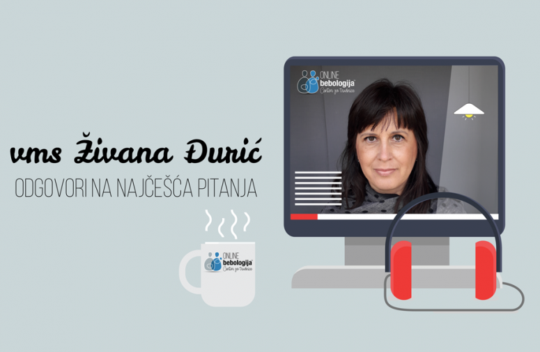 VMS Živana Đurić - Odgovori na pitanja o psihofizičkoj pripremi za porođaj