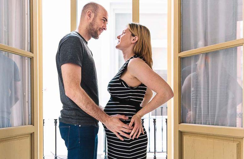 Šta sam želela da mi muž kaže dok sam bila trudna