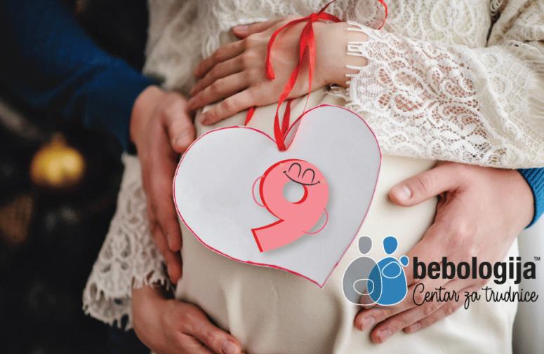 Zašto je broj 9 važan za trudnoću?