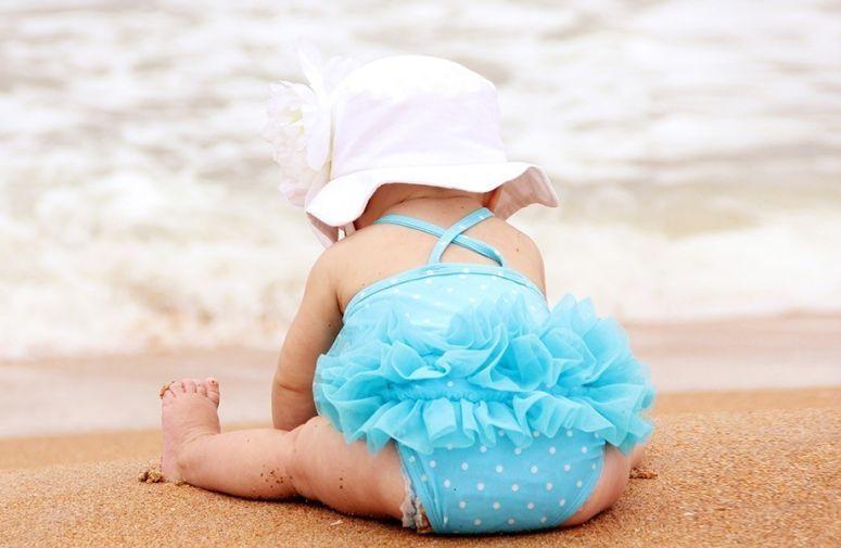 Beba do godinu dana ne sme na sunce