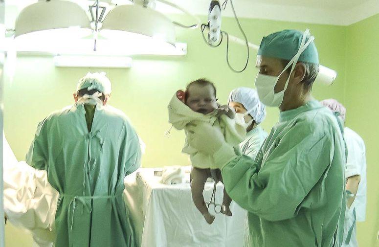 U porodilištu u Višegradskoj rođene 24 bebe u poslednja 24 sata