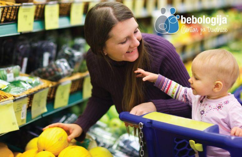 Voće u ishrani dece – obavezno, ali provereno