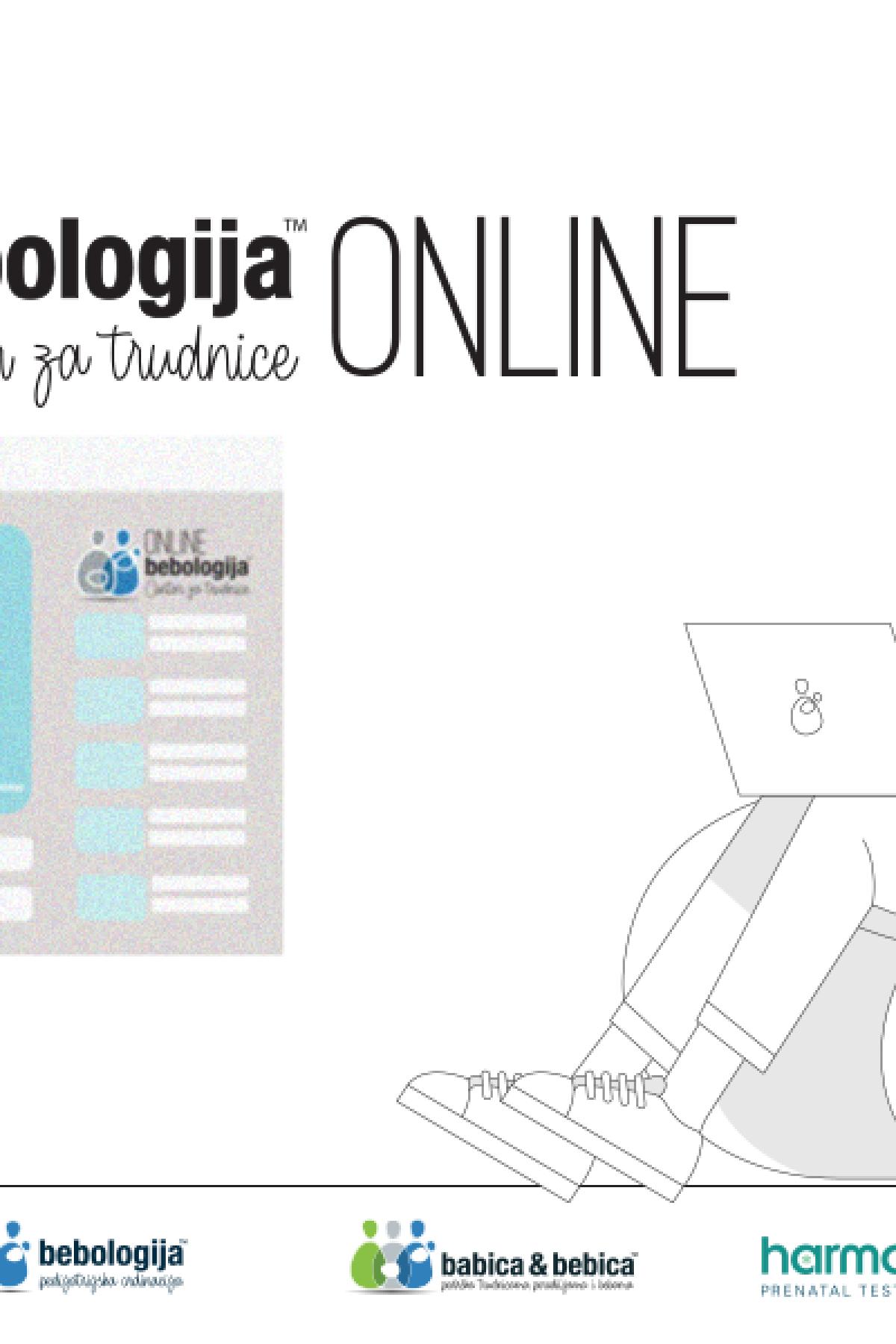 Besplatan online webinar za trudnice: Priprema za odlazak u porodilište