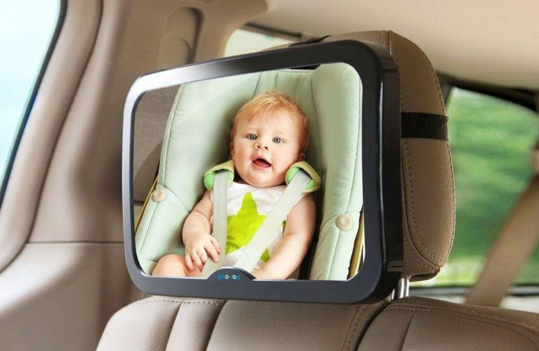 Putovanje automobilom sa bebom