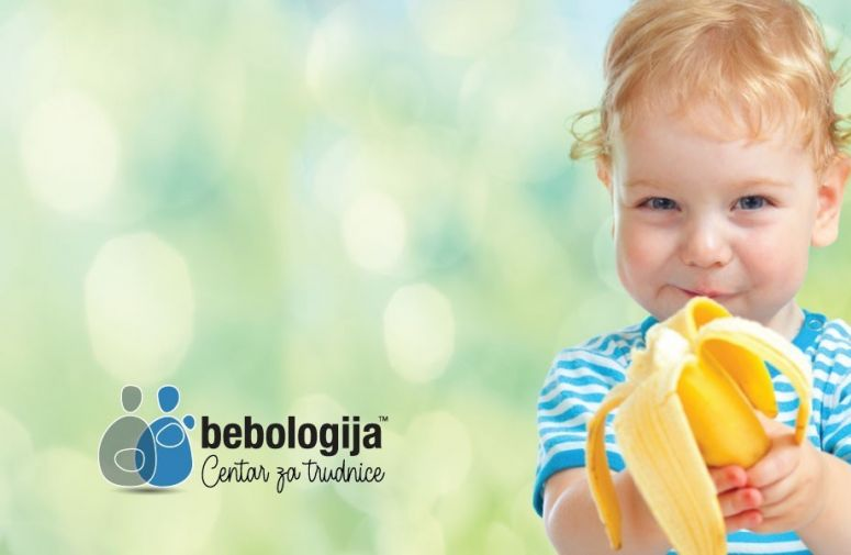 Egzotični voćni ukusi za vašu bebu? Zašto da ne!