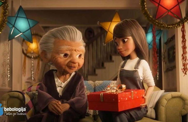 Porodične vrednosti: Diznijeva božićna poruka koja će vas rasplakati (VIDEO)