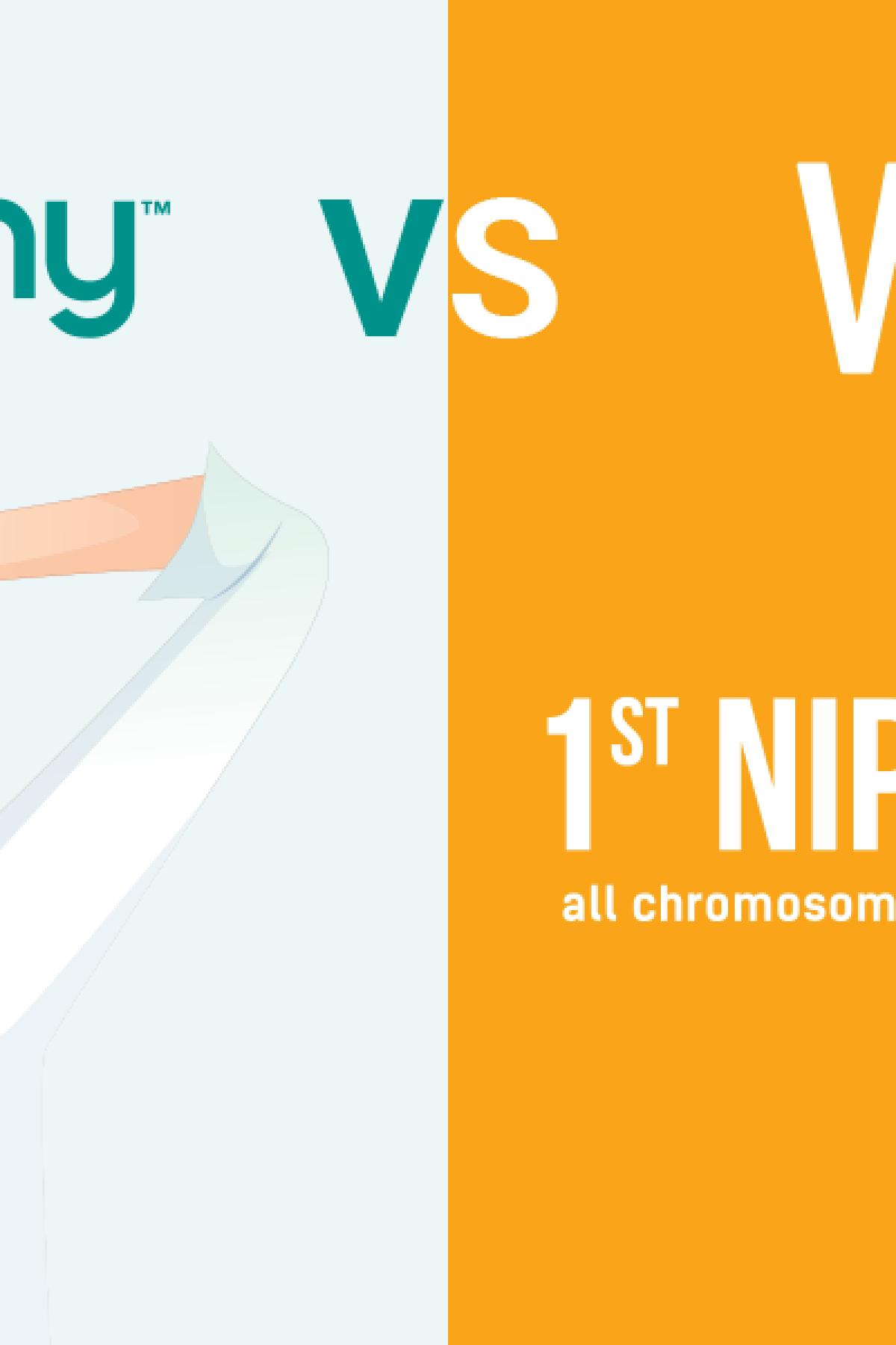 Poređenje prenatalnih testova Harmony™ vs Verifi™