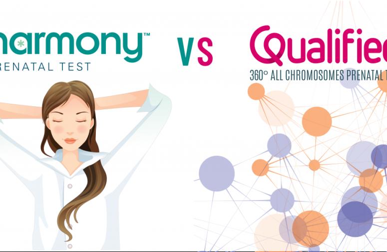 Poređenje prenatalnih testova Harmony™ vs Qualified™
