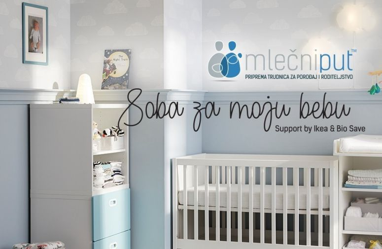 Pripremite se za dolazak bebe – od porođaja, do uređenja sobe