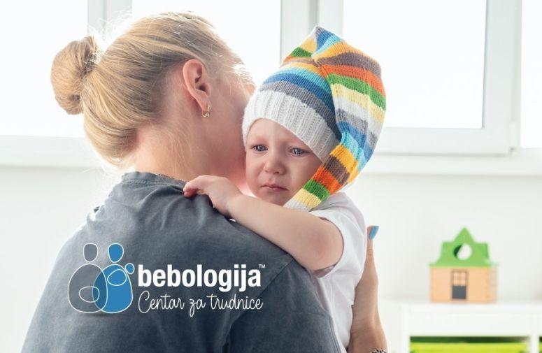 Kako detetu umanjiti strah od odvajanja?