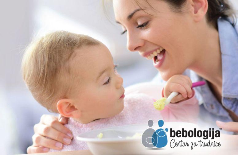 Korak po korak: Ishrana beba nakon mlečne hrane