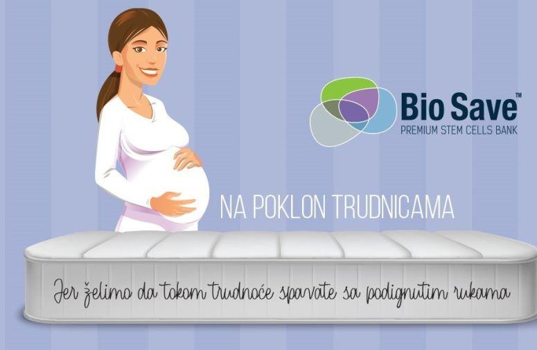 Za udoban san tokom trudnoće