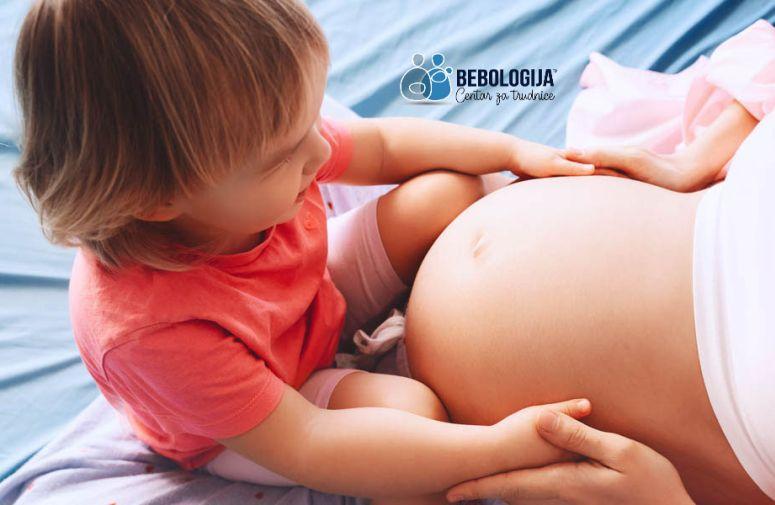 Po čemu se razlikuju prva i druga trudnoća