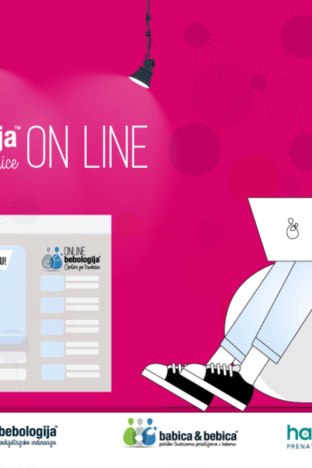 Kako bismo izašli u susret svim trudnicama u Srbiji, Centar za trudnice BEBOLOGIJA je svoje aktivnosti preusmerio u onlajn aktivnosti i organizovao Onlajn Centar za trudnice – Bebologija. Pogledajte raspored predavanja od 20. do 23. oktobra i prijavite se!
