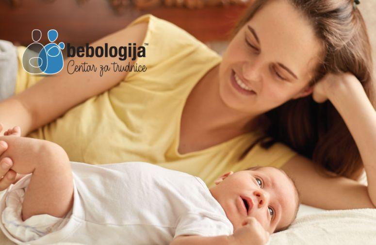Šta svaka mama treba da zna kad dođe s bebom kući iz porodilišta?