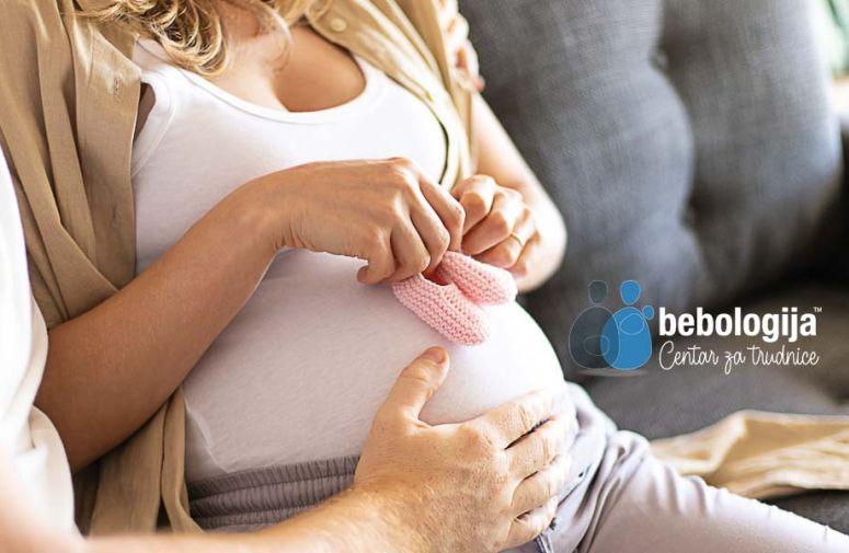 Promene koje vas očekuju tokom trudnoće