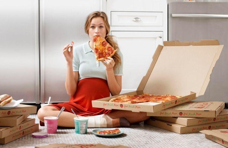 Zašto trudnice čeznu za nezdravom hranom?