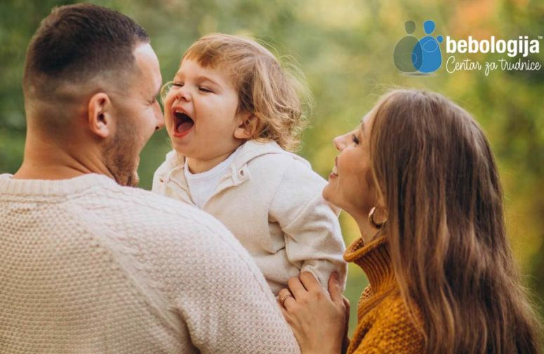 14 poruka jednog pedijatra: Srećno dete je zdravo dete