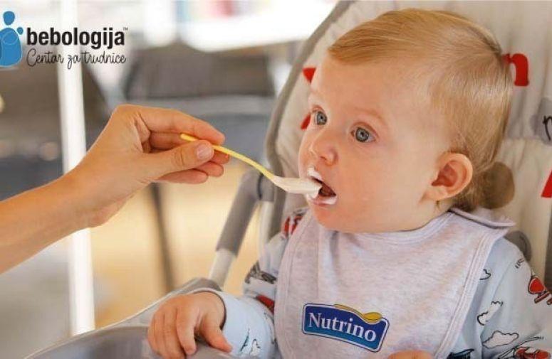 Pravo vreme: Uvođenje žitarica u bebinu ishranu