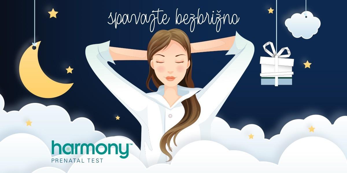 Jastuk za trudnice na poklon - Prenatalni test Harmony