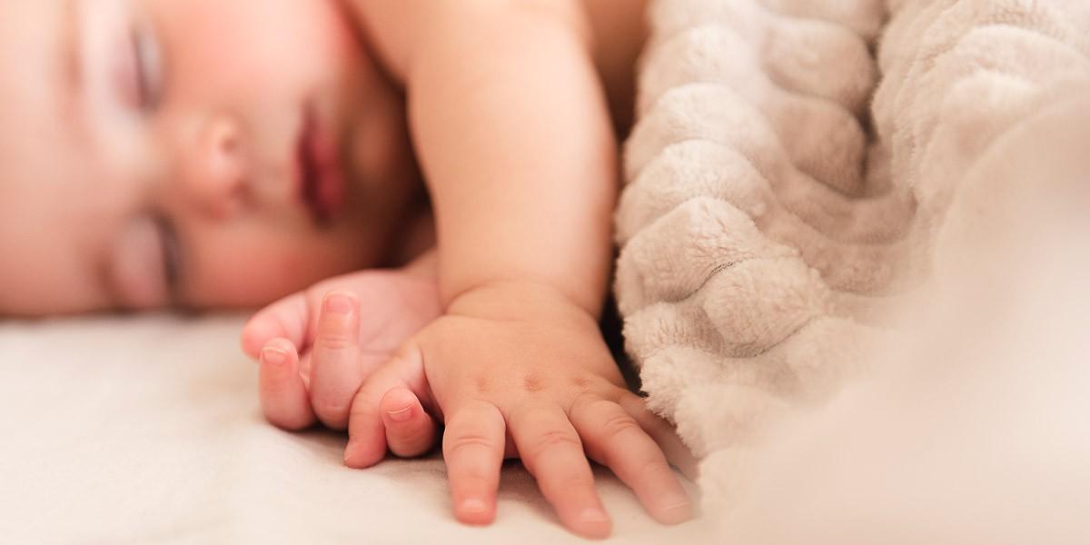 Kako da bebine ruke budu čiste