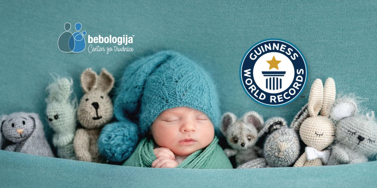 Neverovatni rekordi: Novorođenče od 10 kilograma?!