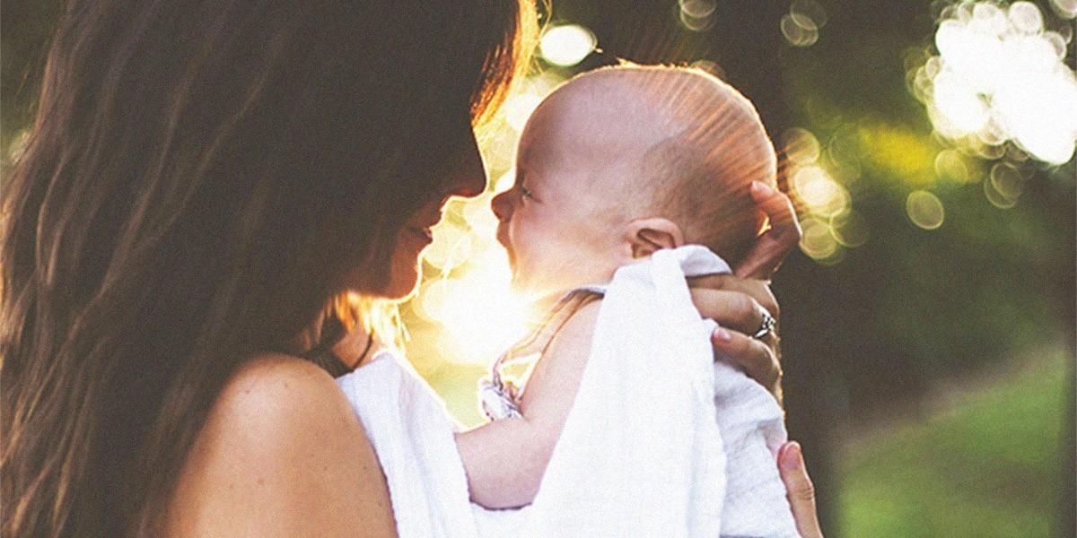 Moja beba i ja - Moć zagrljaja
