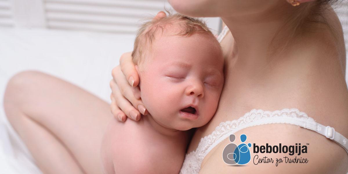 Čarobni dodir: Koža na kožu majke i bebe