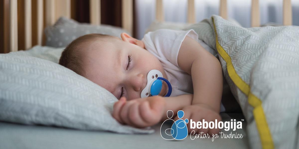 Znate li šta bebama remeti san?