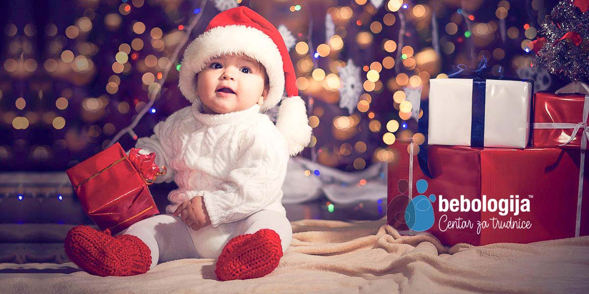 Pismo Deda Mrazu iz ugla desetomesečne bebe