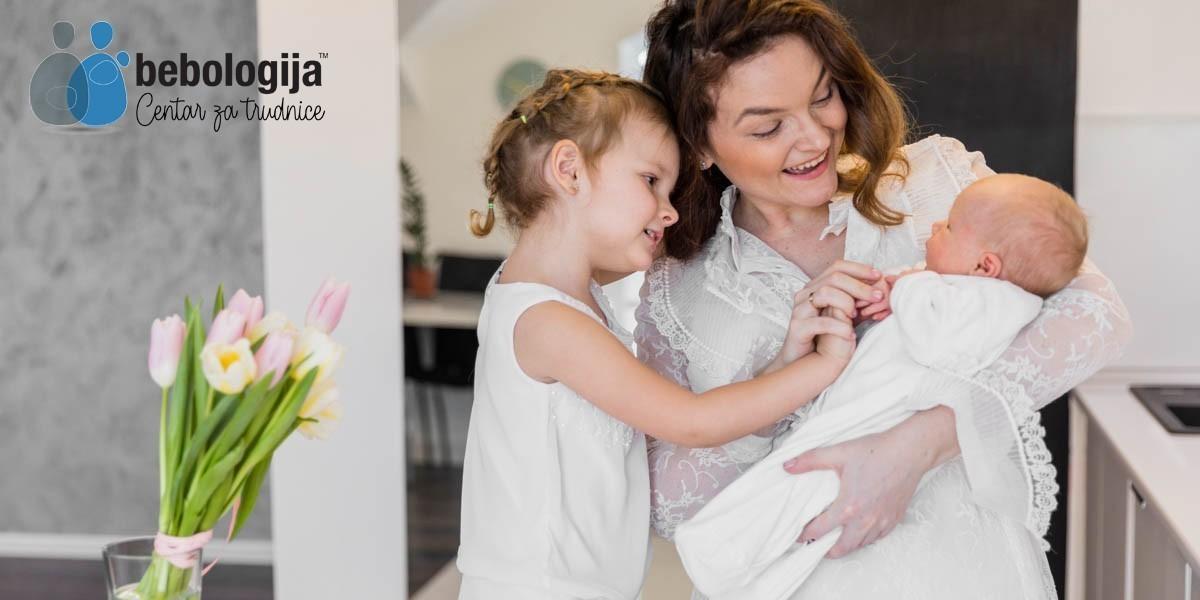 Ove poklone žele mame nakon rođenja drugog deteta