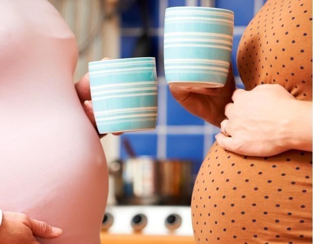da li trudnica sme da pije kafu
