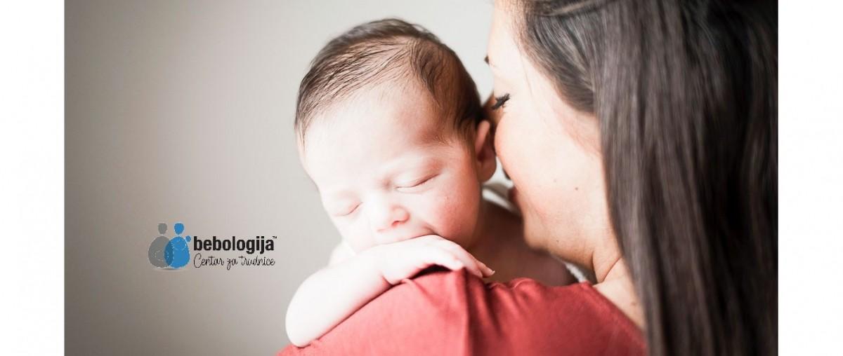 Bebin miris nas čini drugačijim
