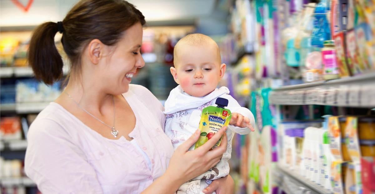Sve što treba da znate o kupovnoj hrani za bebe