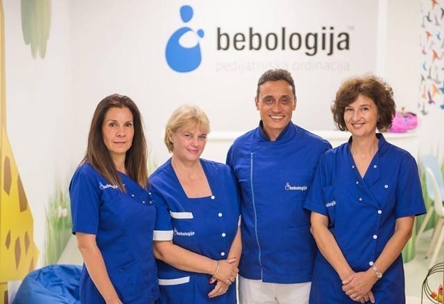 Pedijatrijska ordinacija Bebologija