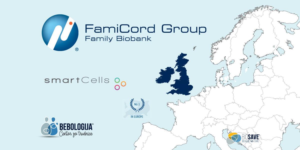 FamiCord - najveća evropska banka matičnih čelija bogatija za još jednog člana
