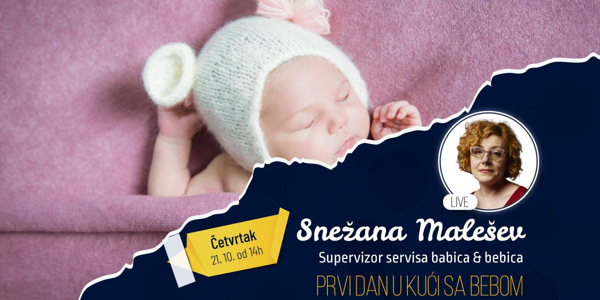 BEBOLOGIJA ONLAJN: Prvi dani u kući sa bebom