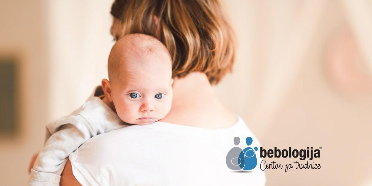 Najčešći strahovi prvih dana roditeljstva