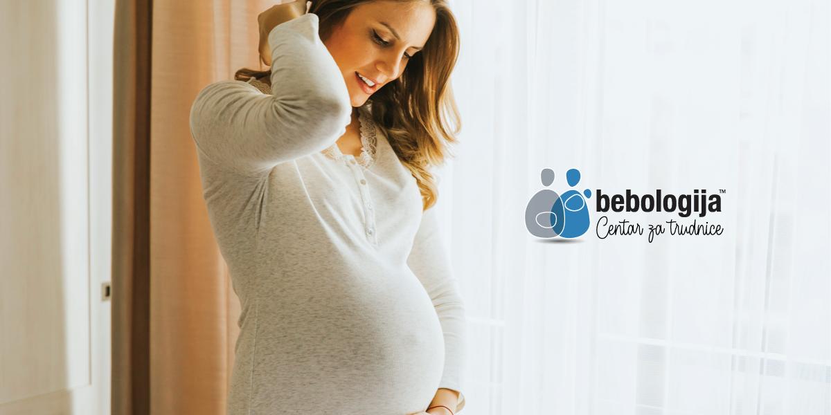 Može li se sprečiti pojava strija tokom trudnoće?