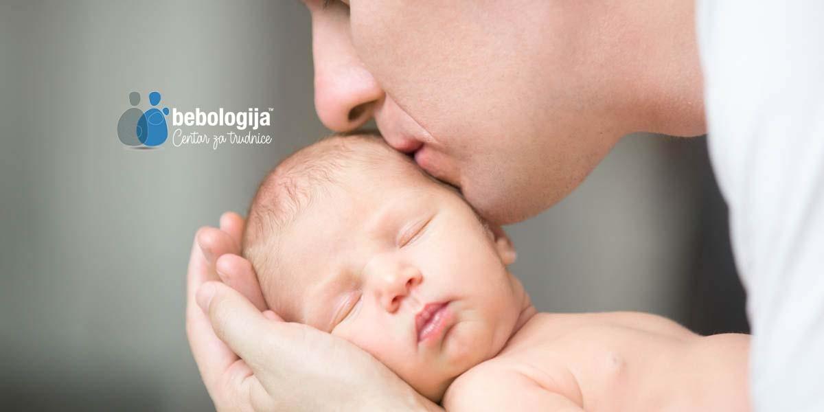Kako tate mogu pomoći kada beba i mama stignu kući?