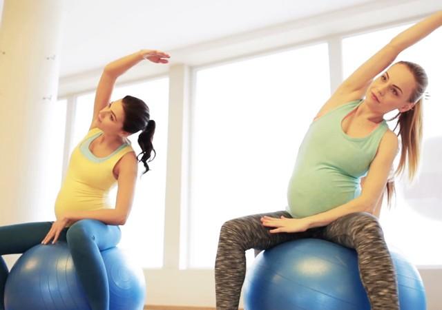 sport u trudnoci