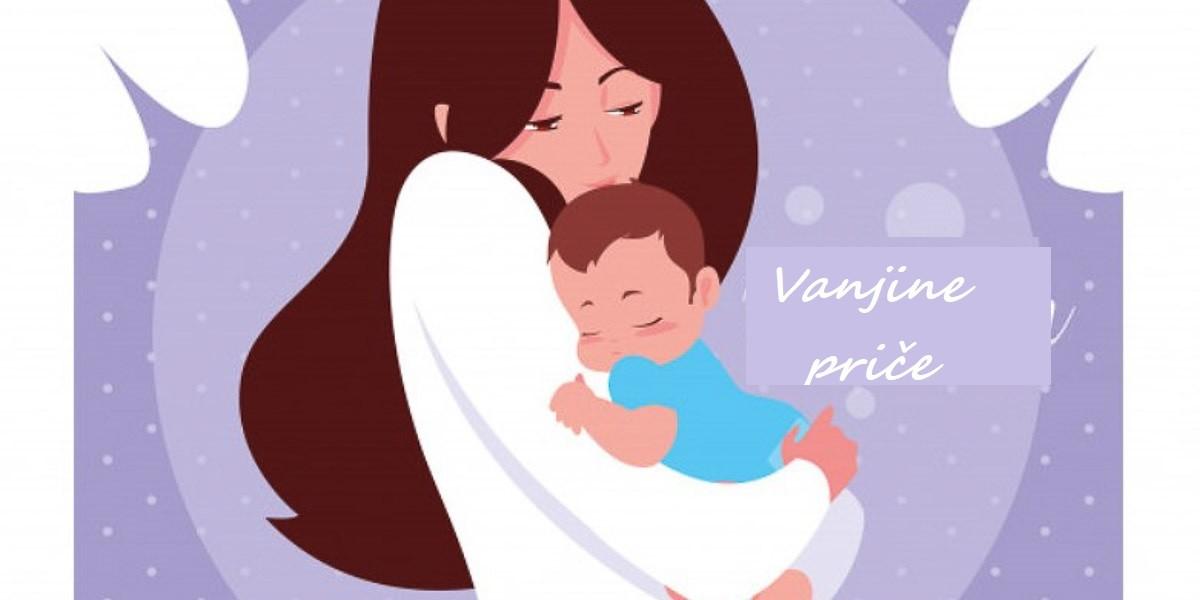 IZ UGLA JEDNE BEBE: Kako je bilo u maminom stamaku, u porodilištu, kod kuće...