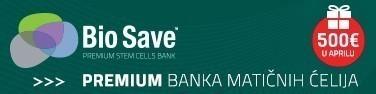 Bio Save - Premium banka matičnih ćelija